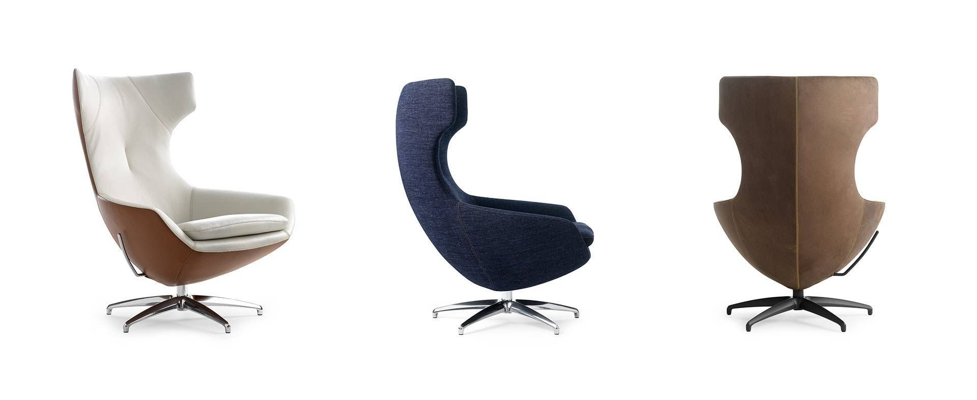 Leolux Relax Fauteuil.Design Fauteuil Caruzzo Van Leolux Woonkamer