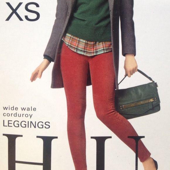 e634477e9a06a HUE Accessories - BOGO FREENWT HUE Corduroy Leggings