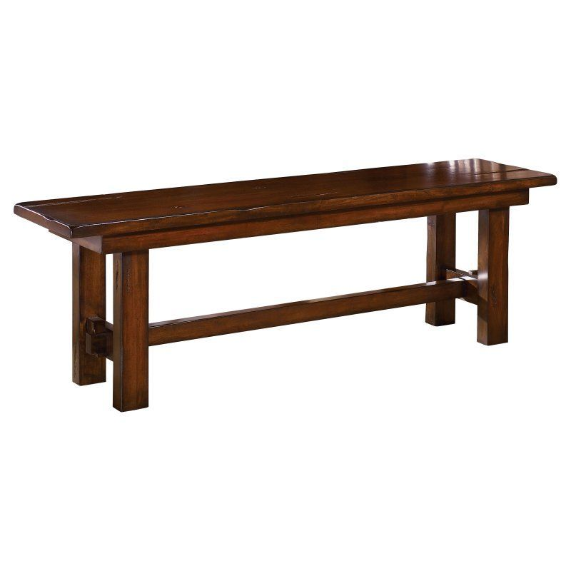 Swell A America Mesa Rustica Dining Bench Mesam295K Products Short Links Chair Design For Home Short Linksinfo