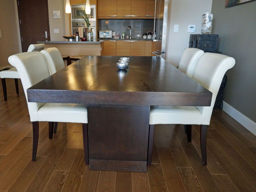 Visit Out Full List Of Items For Sale And Pick Up In San Diego Including My Beautiful Z Gallerie Loft Dining Table Dark Wood