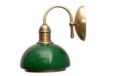 zielony klosz do lampy naftowej site allegro.pl