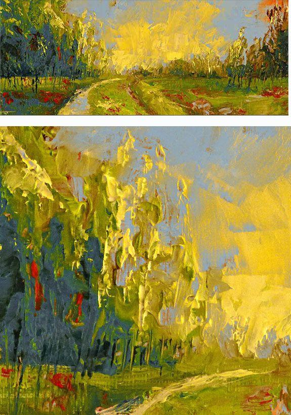 Living Room Wall Art, Wall Art Canvas, Office Decor, Yellow Wall Art ...