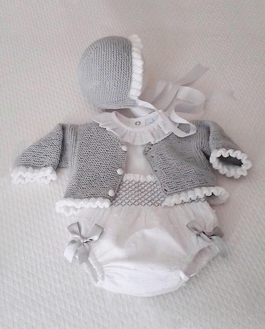 3d90ce25d Somos unos enamorados de las prendas artesanales, esta preciosidad ...