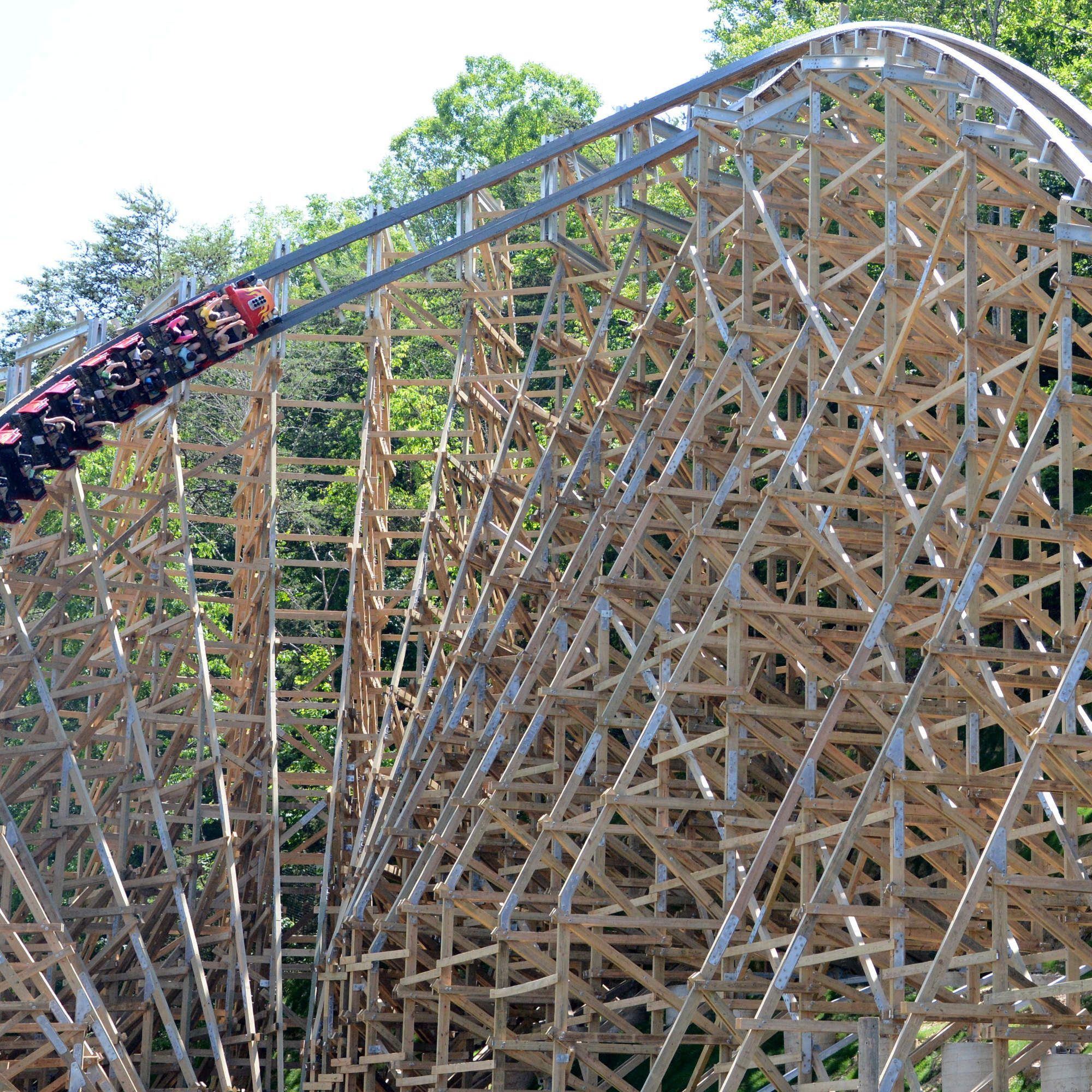 The 12 Best Roller Coasters In America Dollywood Best Roller