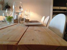 Diy Esstisch stuhl tisch esszimmertisch selbstgemachtes und esszimmer