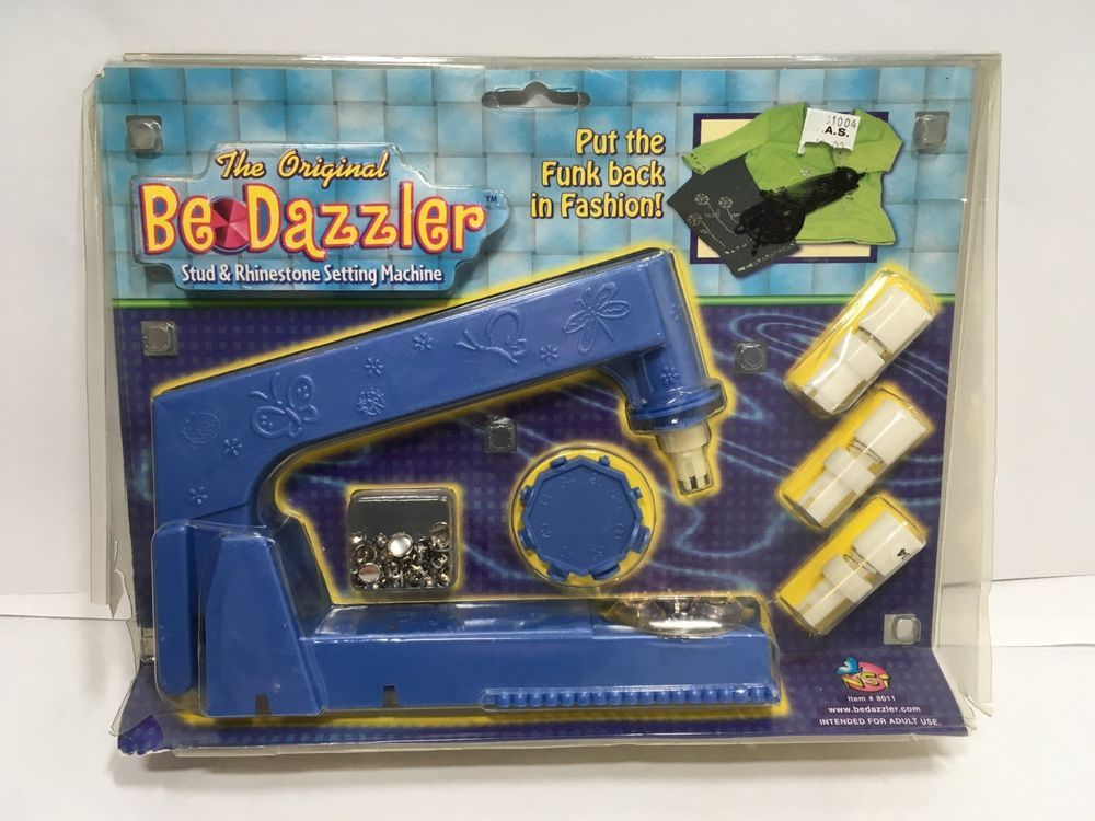 Where To Buy Bedazzler Machine