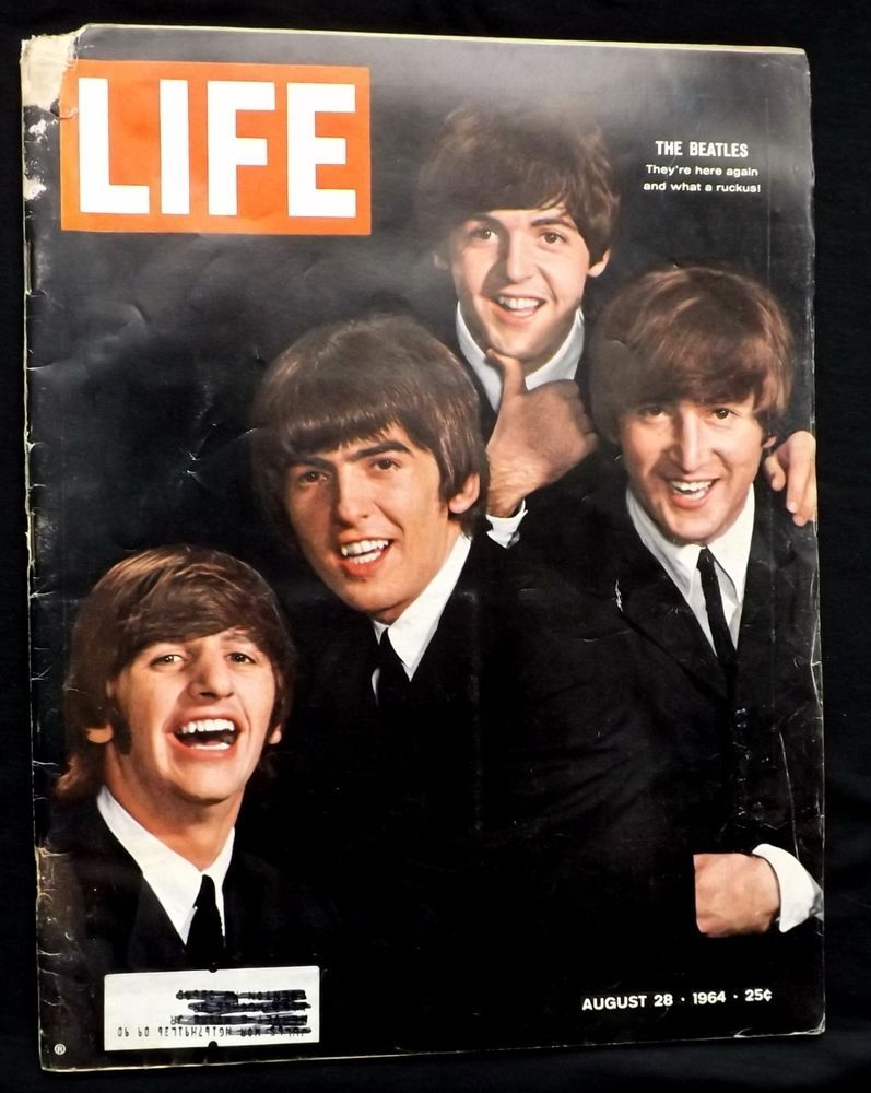 The Beatles US Tour Cuba Castro Tyrant Sister Says 1964 August 28 LIFE Magazine