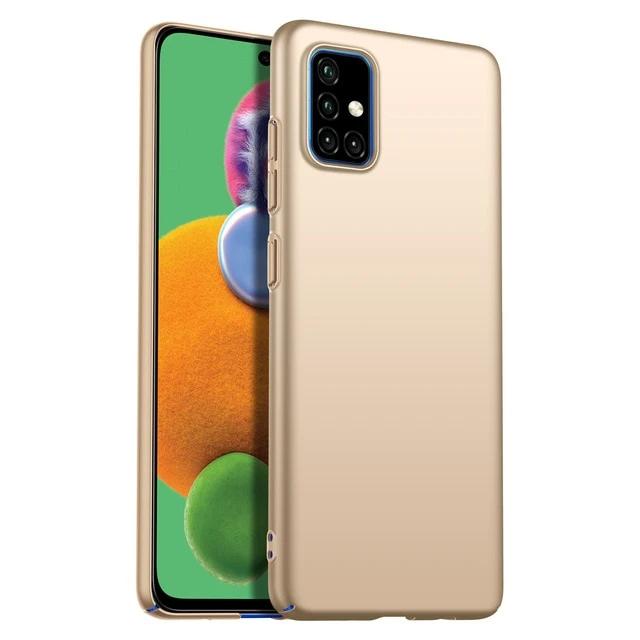 Case for Samsung Galaxy Case Hard Matte Slim Back Cover