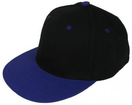 L.O.G.A. Black and Purple Snapback Hats Cap