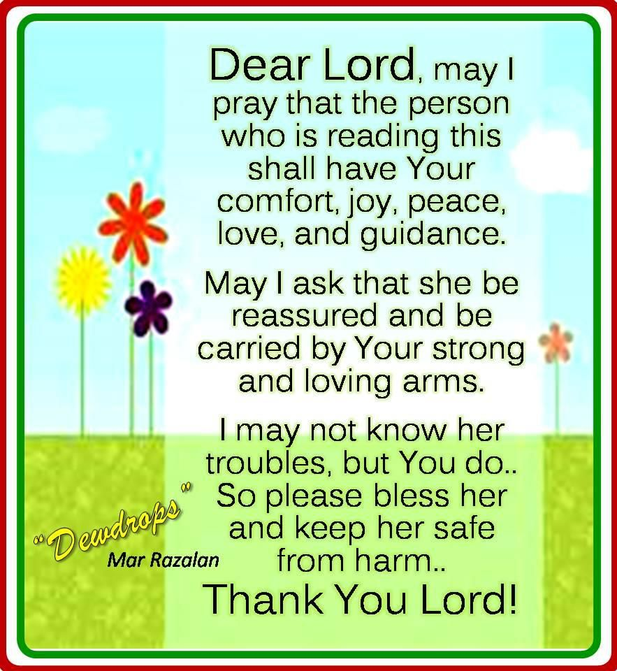 Good Luck Prayer Quotes: ... READING THIS SHALL HAVE