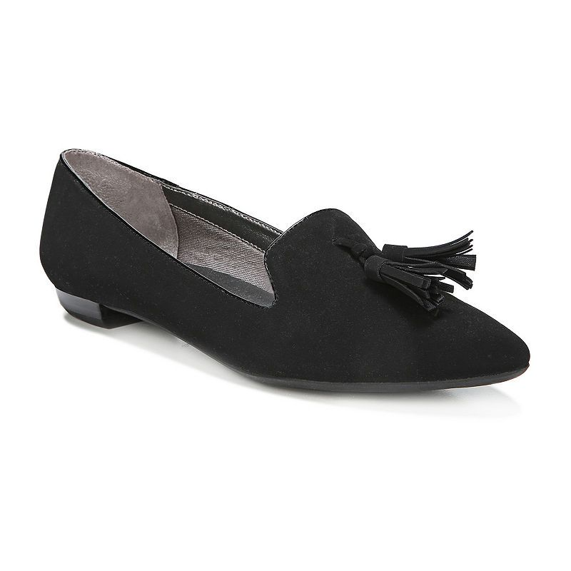 Lifestride Womens Zola Pointed Toe Slip On Shoe Pointed Toe