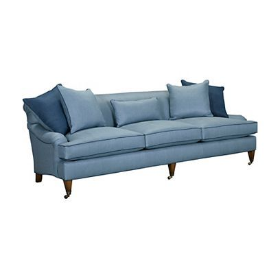 Santa Barbara Sofa From The Mark D Sikes Collection By Henredon Furniture