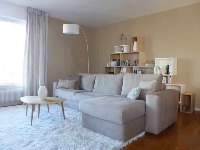 Couleur de peinture tendance 2018  choisissez les teintes pour - dekovorschlage wohnzimmer essbereich