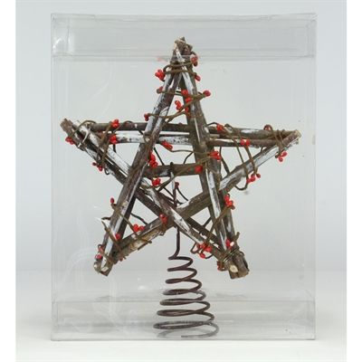 Holiday Living 10.5-in Natural Wood Snowflake Christmas Tree Topper Wood  Snowflake, Snowflakes, - Holiday Living 10.5-in -in Natural Wood Snowflake Christmas Tree