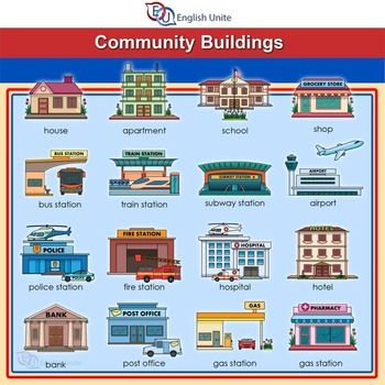 Police station clipart  Clip Art - Community Buildings 1 | Bus station, Police station and ...