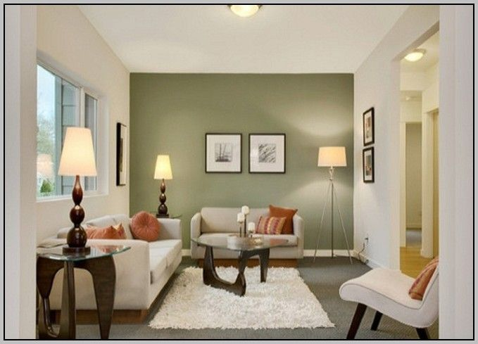 Great Paint Colors For Accent Wall In Living Room   Painting : Best Home .