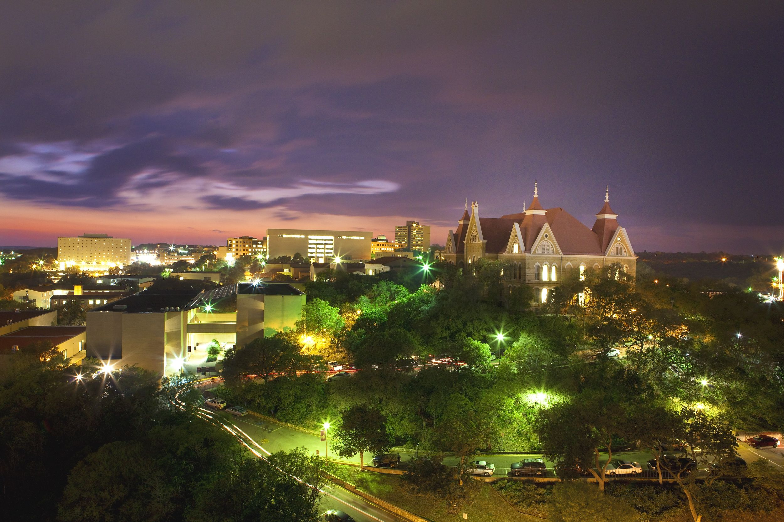 The life ahead in southwest texas state university