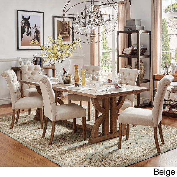Versatile Kitchen Table And Chair Sets For Your Home: Offer Extra Seating In Your Formal Dining Room At Special