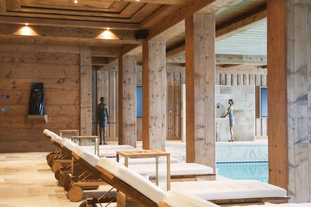 Chalet Valpetra C - Architecture Verbier #architecture #chalet #bois