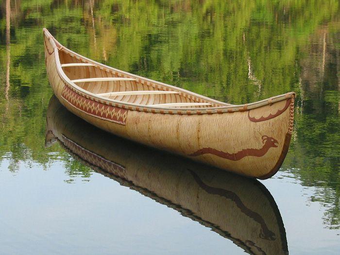 Steve Cayard Birchbark Canoe Builder Canoe Canoe Building Canoe And Kayak