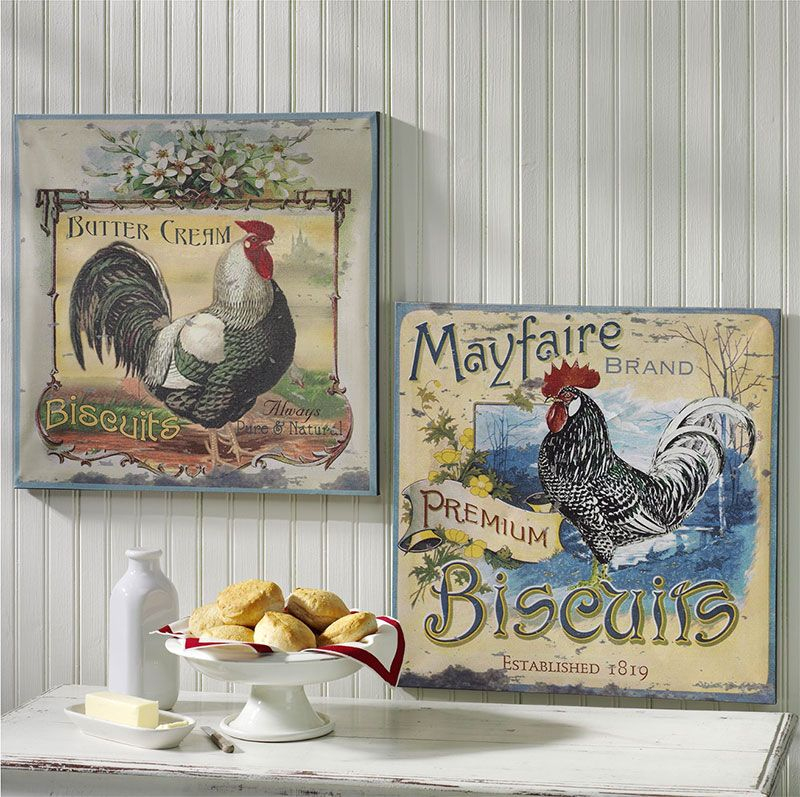 Welcome Country Farmhouse Decor To Your Home Chicken Decor Rooster Kitchen Decor Home Wall Decor