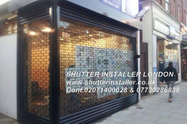#IndustrialRollerShutterInstallationLondon SHUTTER INSTALLATION LONDON www.shutterinstaller.com Cont.07730286838 or 02071400028