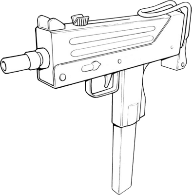 Pin On Uzi Mac Gun