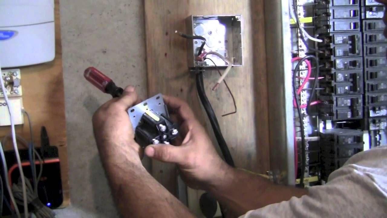 220 Volt Plug Receptacles Configurations