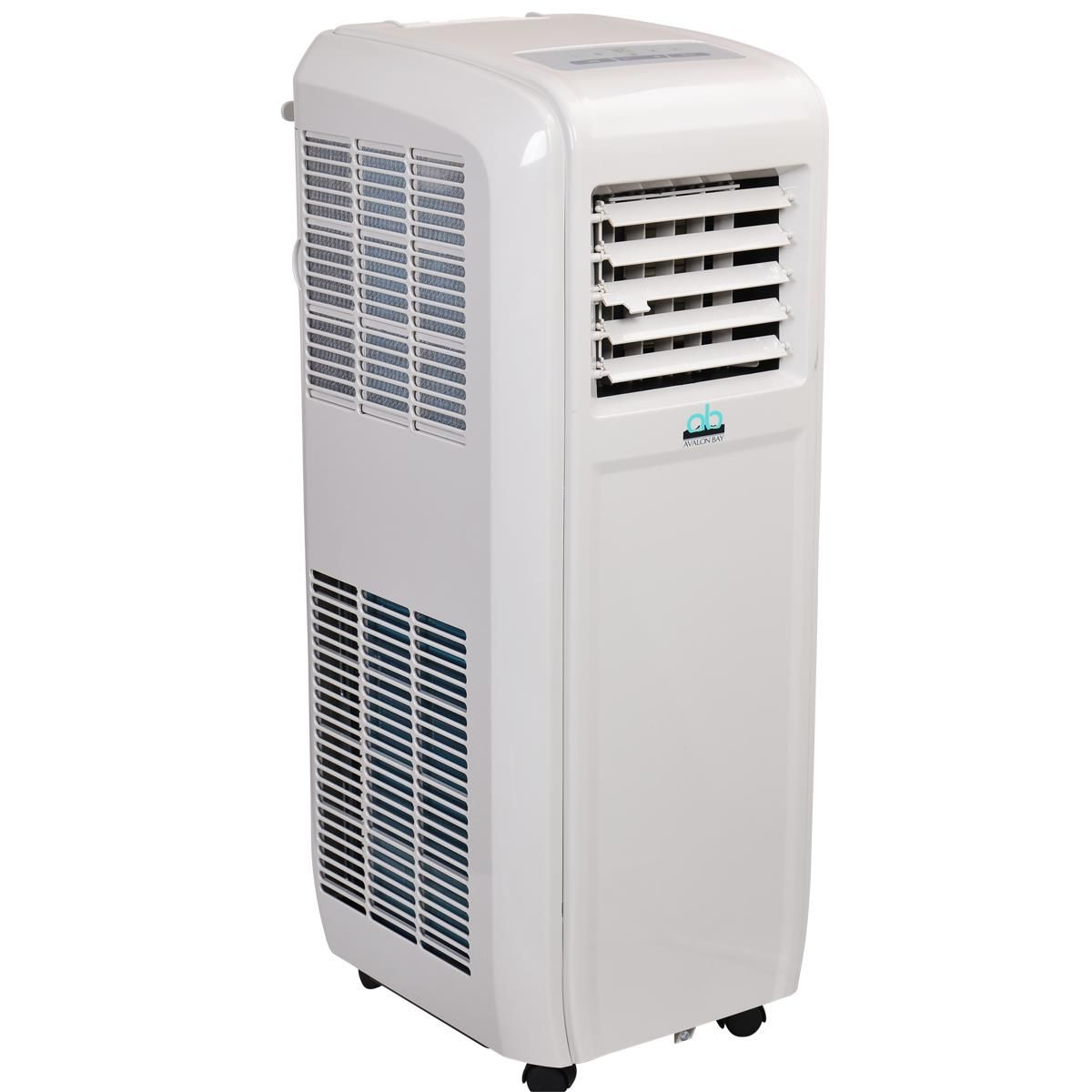 Avalon Bay AB8K 8000 BTU Portable Air Conditioner Is Eco Friendly, And  Operates As A Dehumidifier And Fan Too.
