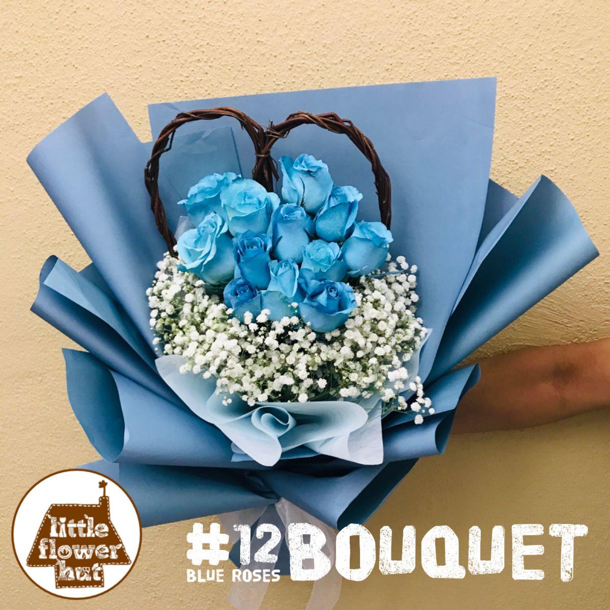 Premium Quality Hand Bouquet Singapore Little Flower Hut