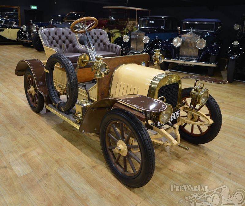 Peugeot Lion Type VA 2 seat open touring. 1906 for sale