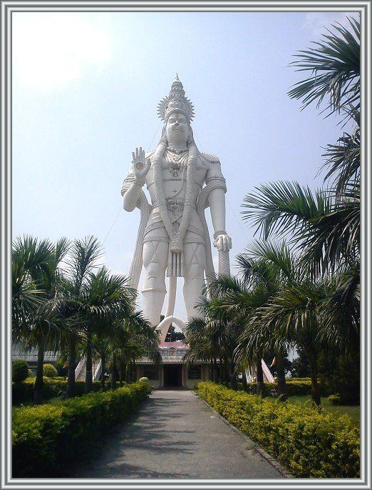 135 Feet Staggering Height Colossal Sky High World Tallest Statue