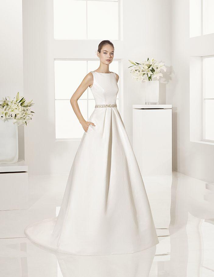 Vestidos novia alma novias