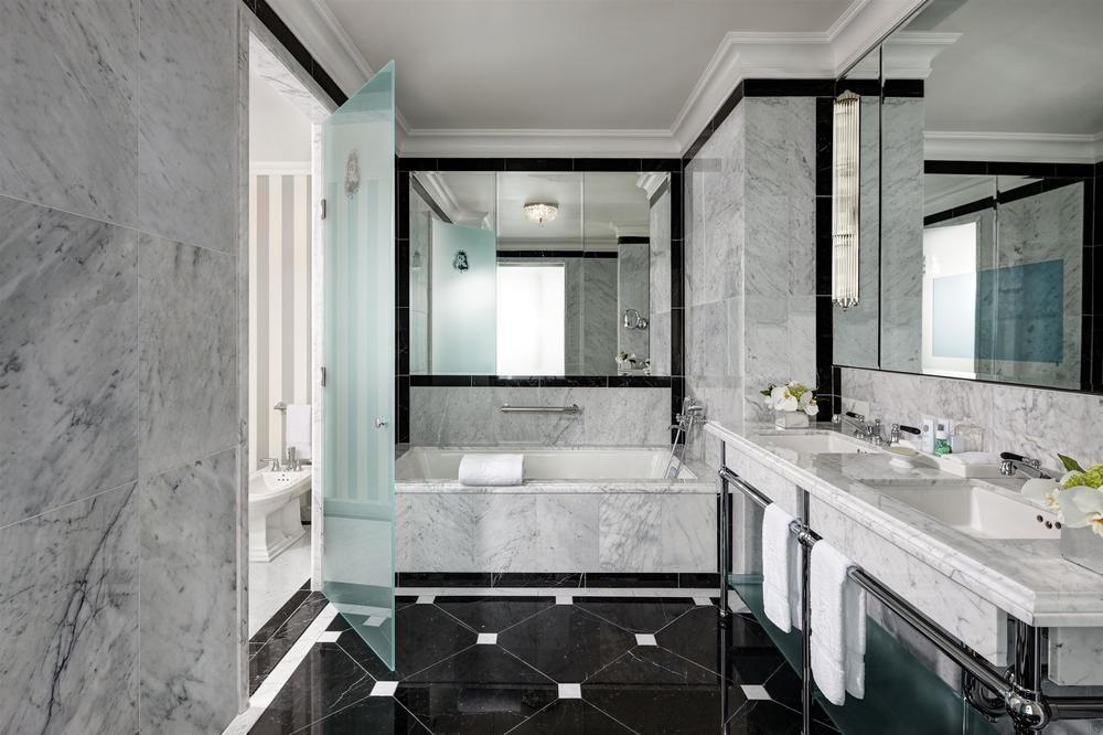 Hotel Bathroom Vanity Modern Mexican Newstar Vanities 8