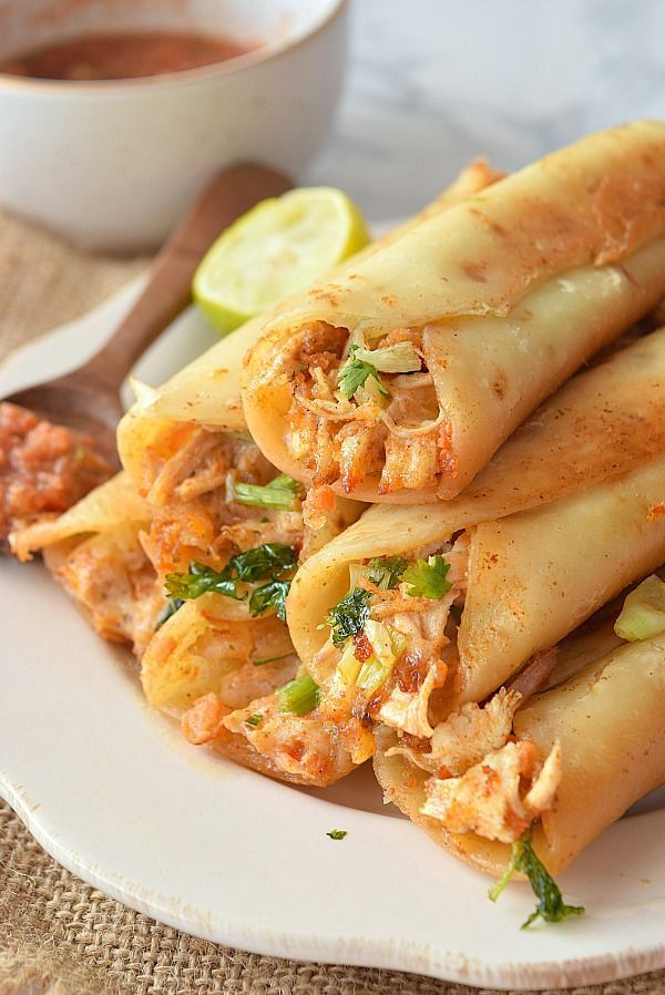 Photo of Chicken Taquitos