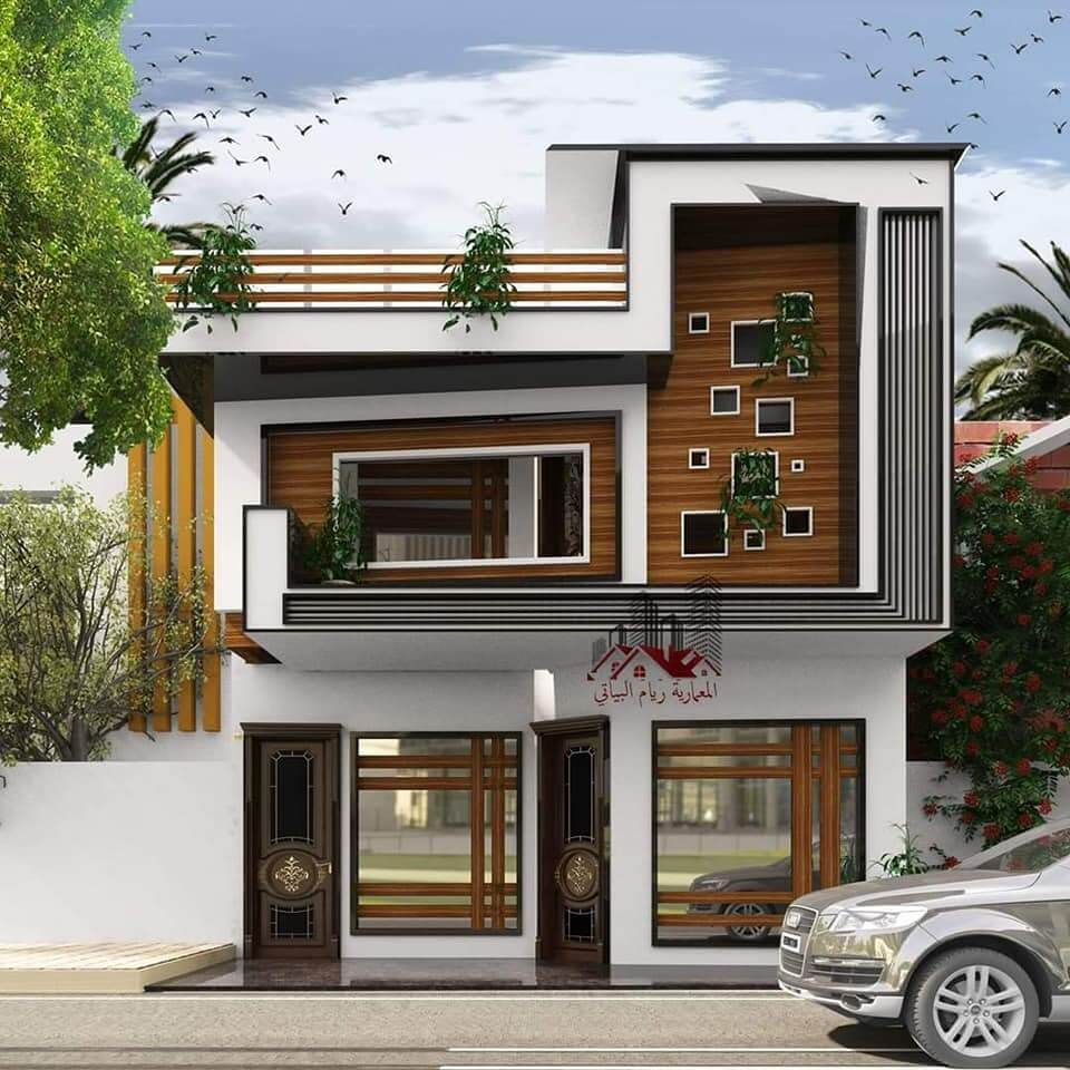 Top 60 Modern House Design Ideas For 2020 Engineering Discoveries In 2020 Duplex House Design Bungalow House Design Best Modern House Design