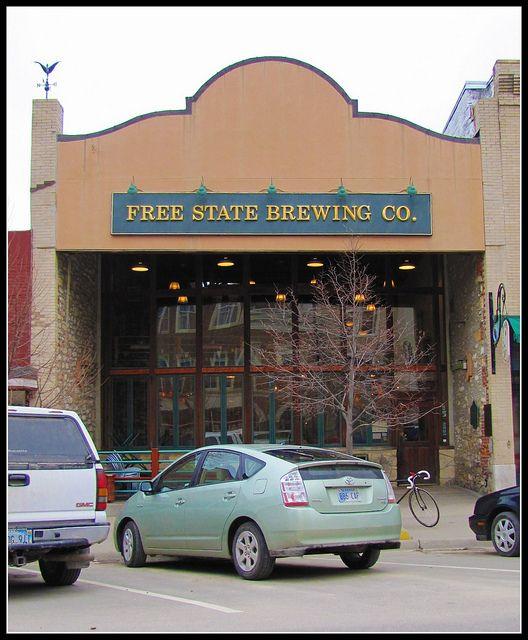 Free State Brewing Company Kansas Usa Free State Kansas City