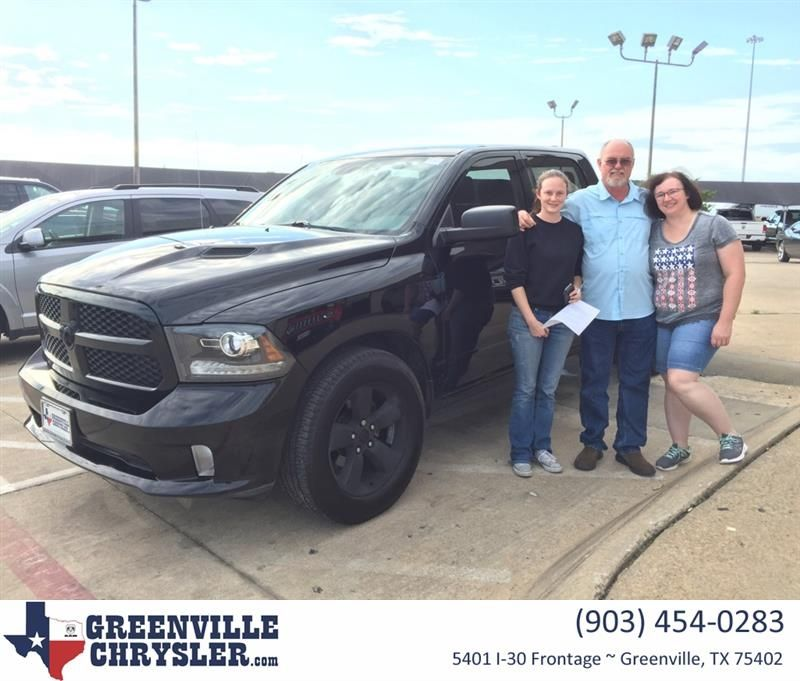 and review from reviews used dodge image wendy klemm ram greenville dealer christopher jeep cars customer texas chrysler page