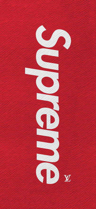 Supreme Lv Combines Brand Logo Wallpapers For Iphone X Iphone Xs And Iphone Xs Supreme Iphone Wallpaper Hypebeast Iphone Wallpaper Iphone Homescreen Wallpaper
