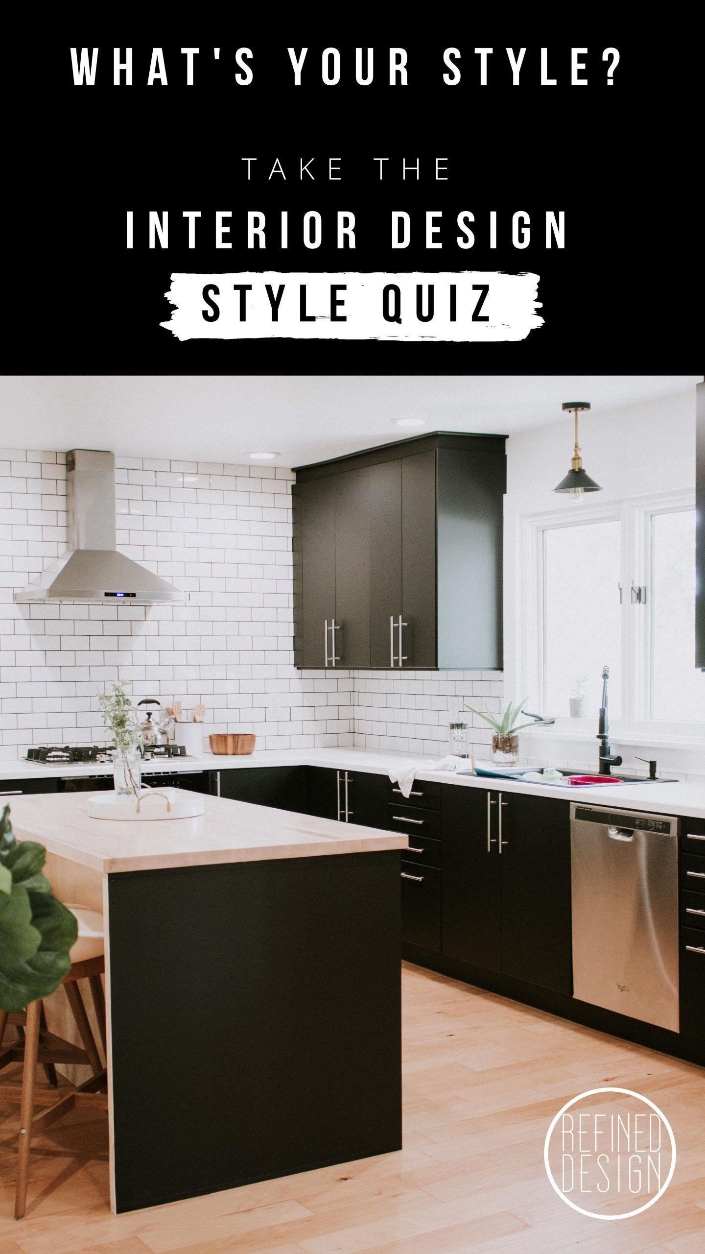 Quot Was Ist Ihr Innen Design Stil Quot Quiz Ihr