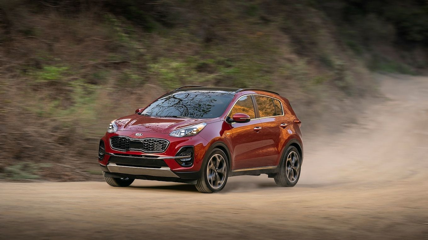 The New 2020 Kia Sportage Featuring The Considerable Beverage In The Compact Crossover Suv Champion Apart From Its Appealing Prices Kia Sportage Sportage Kia