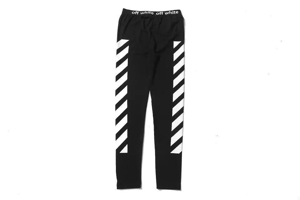 c87acecaec5a7 Aliexpress.com : Buy off white c\o virgil abloh Leggings from Reliable  leggings
