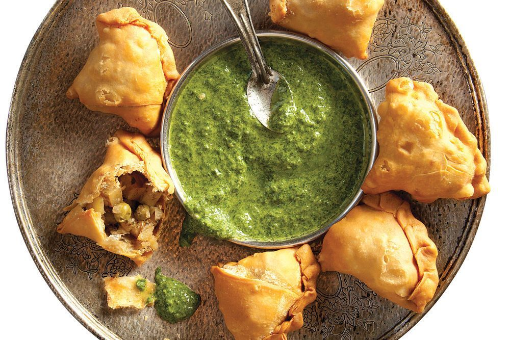 The trick to making the best samosas start with a food processor start with a food processor indian spiced forumfinder Images
