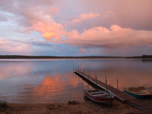 Otsego Lake, Gaylord MI - Mitten GalleriaDigital Photo Images