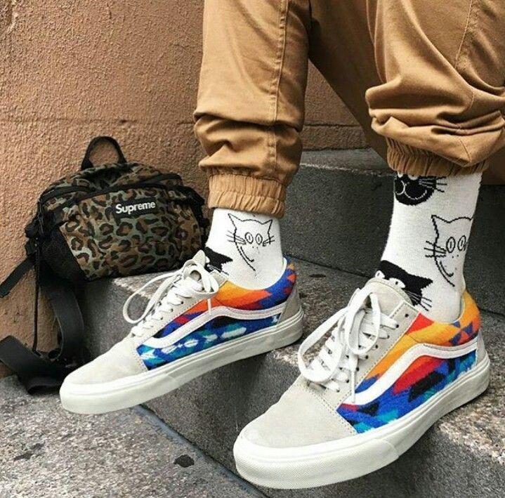 Vans X Pendleton X Nibwaakaawin ANSJ | Vans shoes, Skate