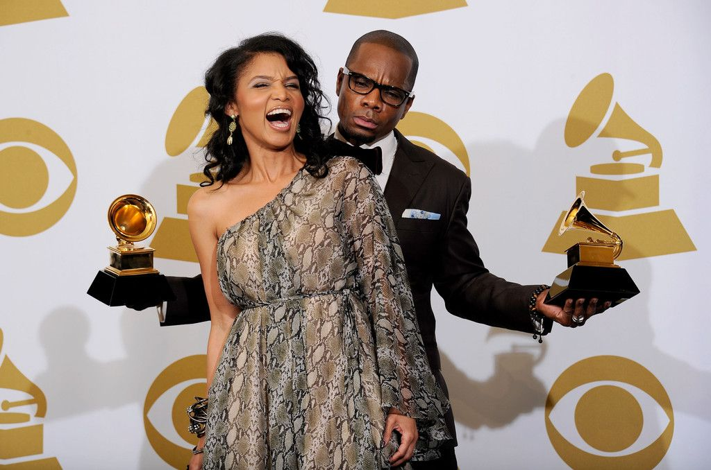 Gospel Singer Kirk Franklin Celebrates 21st Wedding