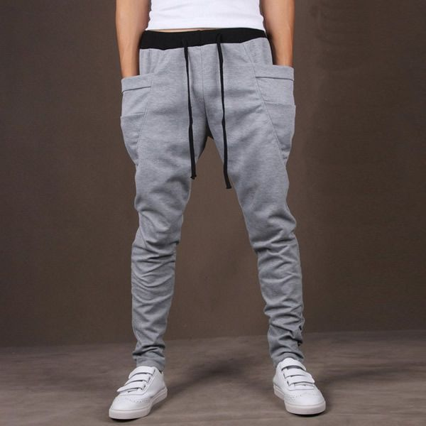 click to buy << campaign clothing mens joggers pants polyester