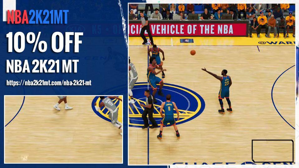 NBA 2K21 MT PS5