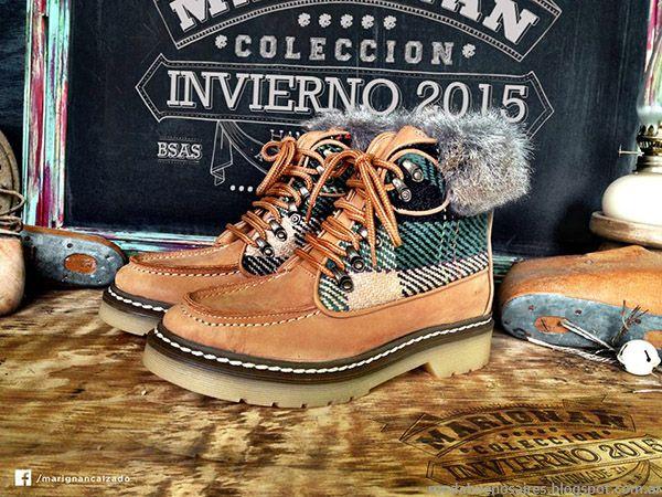 Marignan Zapatos Botas Y Panchas Otoño Invierno 2015 Otoño Invierno 2015 Invierno Otoño Invierno
