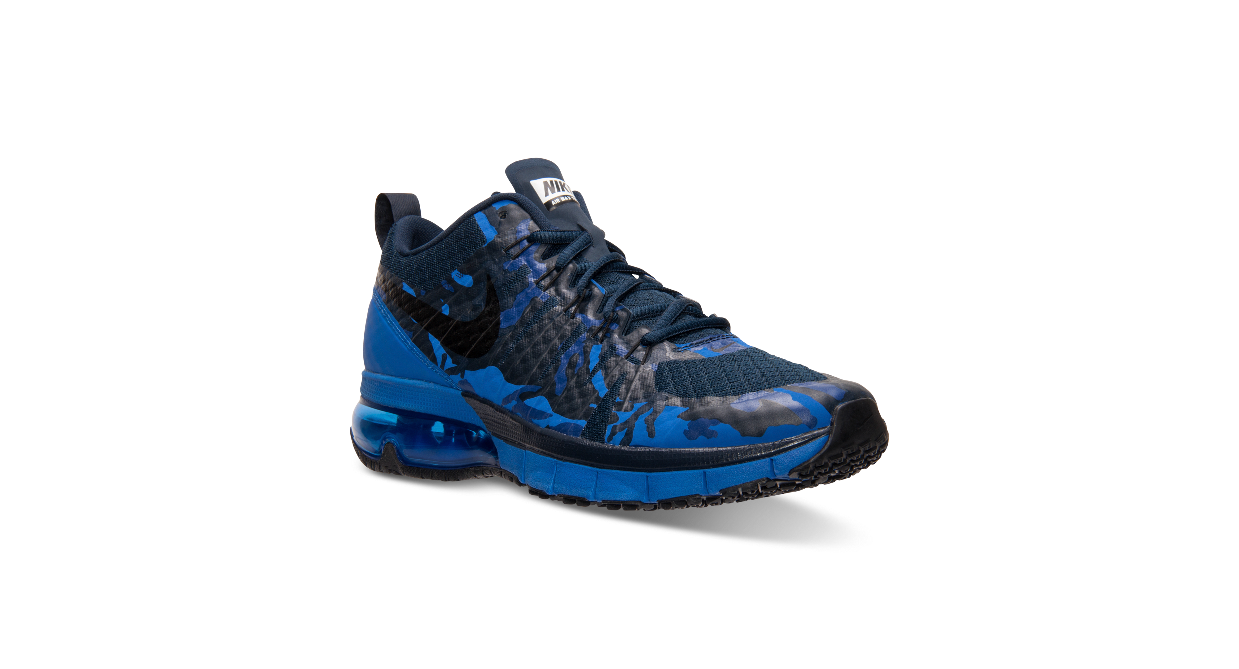 best deals on delicate colors outlet for sale Nike Men's Air Max TR180 Amp Training Sneakers from Finish ...